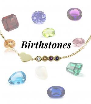 P-Κοσμήματα με Γενέθλιους Λίθους